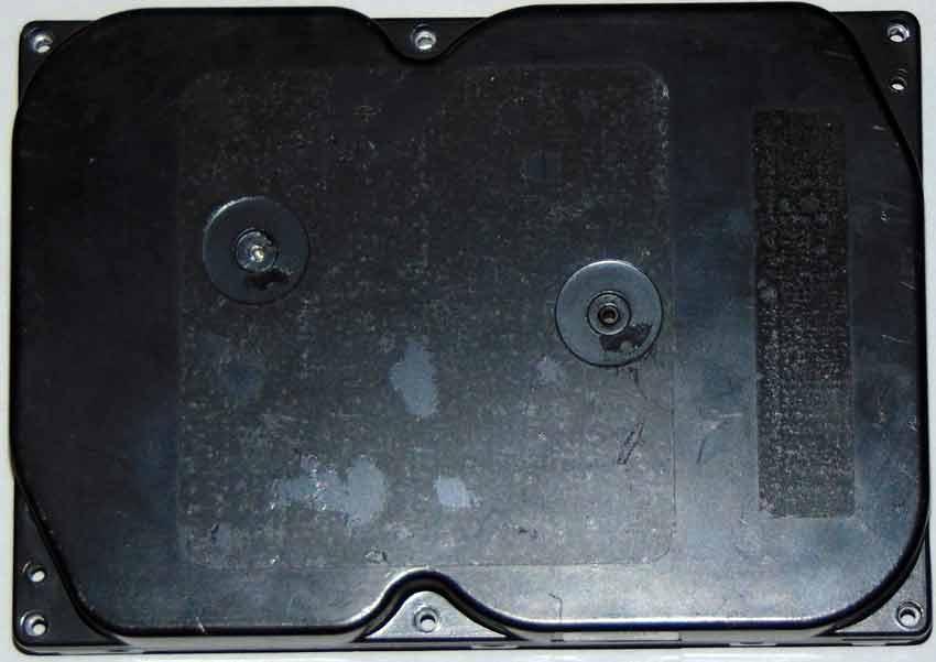 как разобрать жесткий диск Samsung WU32163A