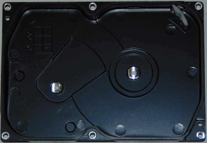 Samsung WU32163A верхняя крышка HDD