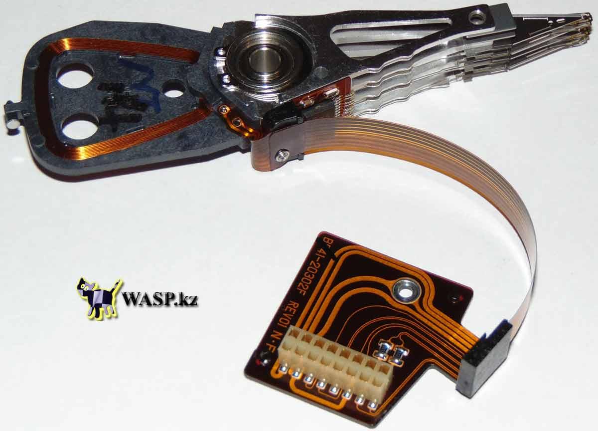 Samsung WU32163A ремонт жесткого диска