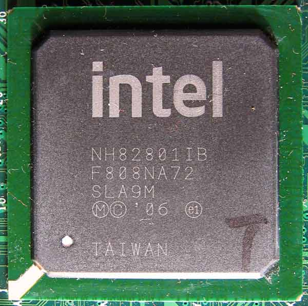 Intel NH82801IB чипесет Colorful C.P35 X3 Ver2.0
