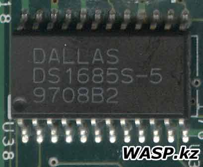 DALLAS DS1685S-5 и это 3V/5V Real-Time Clocks