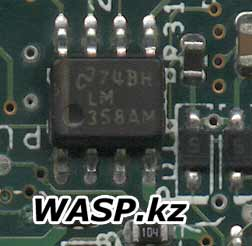 74BH LM358AM Low Power Dual Operational Amplifiers