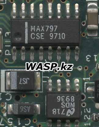 MAX797 CSE 9710 - Step-Down Controllers
