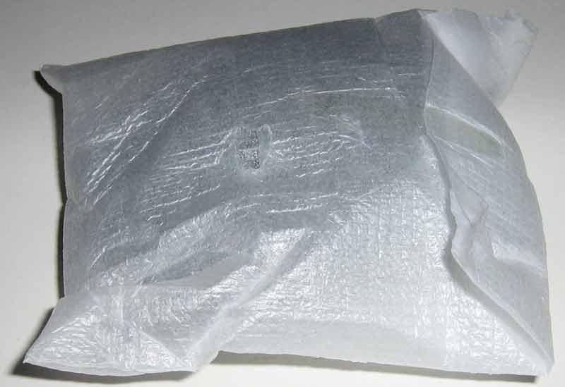 защитный пакетик на мышке METOO E5