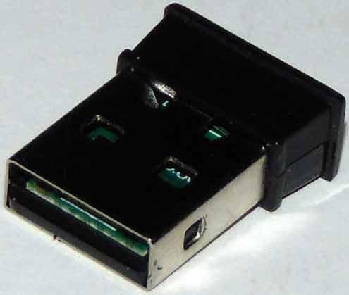 METOO E5 nano receiver приемник для мыши