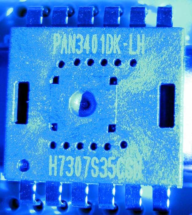 PAN340 1DK-LH процессор
