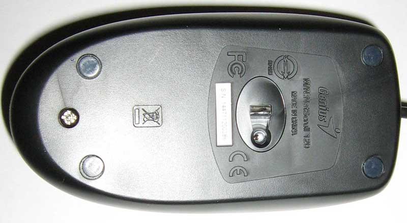 оптический сенсор мыши