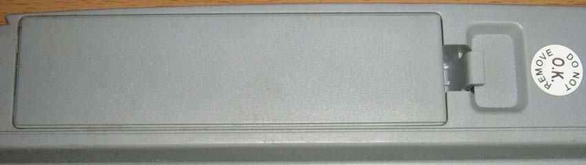 батарейки в клавиатуре Genius GK-04005/K