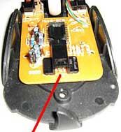 ремонт мыши