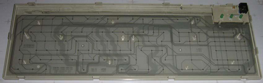 устройство и ремонт клавиатуры Сименс