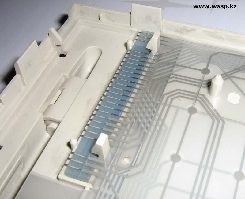 как заменить и подключить клавиатуру Fujitsu Siemens