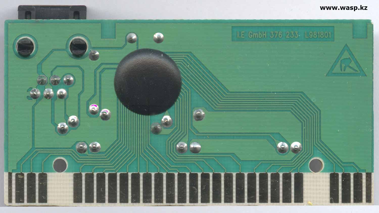 Siemens KBPC O, S26381-K293-V119 I.E GmbH 376 233 L981801 схема