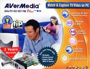 Авермедиа AverTV GO 007 FM Plus