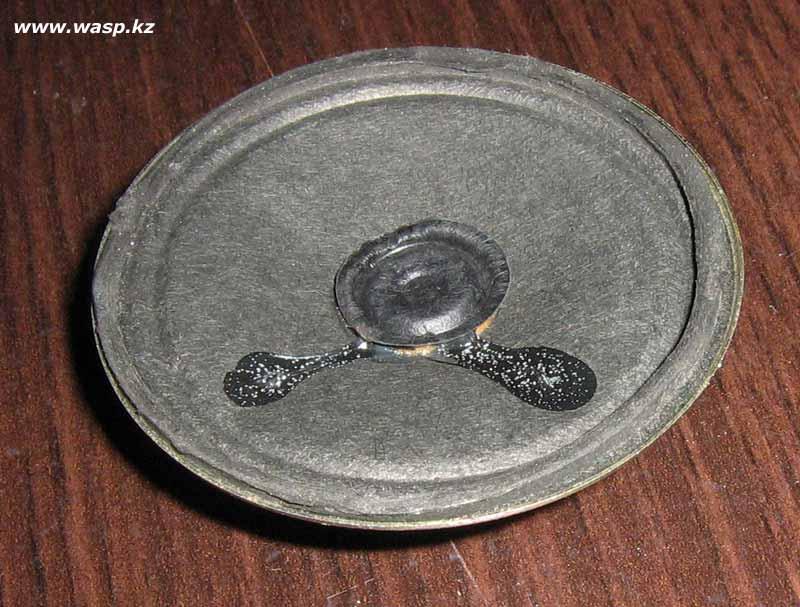 Динамическая головка HS, 8 Ом, 0.5W - китайская пищалка