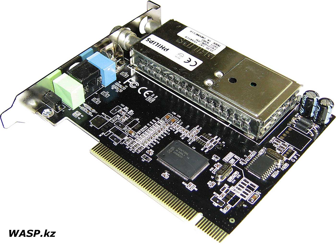 Intex XT-TV – внутренний PCI TV-Tuner +FM, Capture