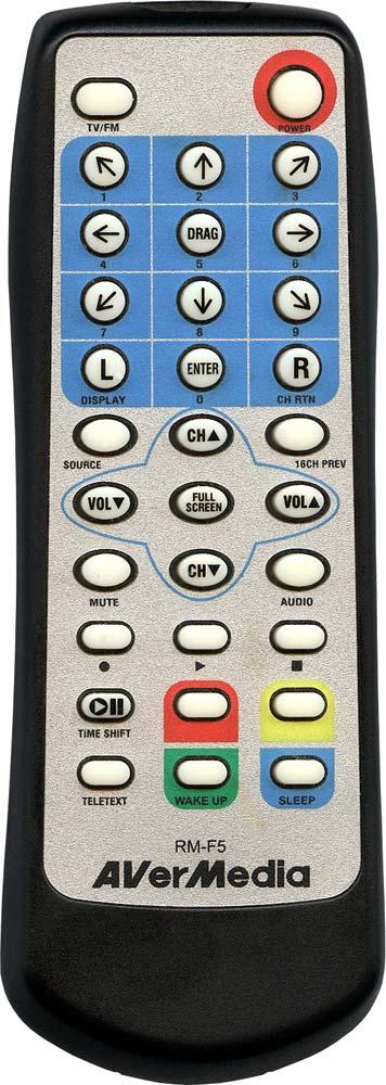 RM-F5 AVer Media