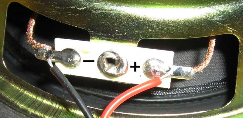 Shock Wave P59-W53204-SSW1 контакты с маркировкой