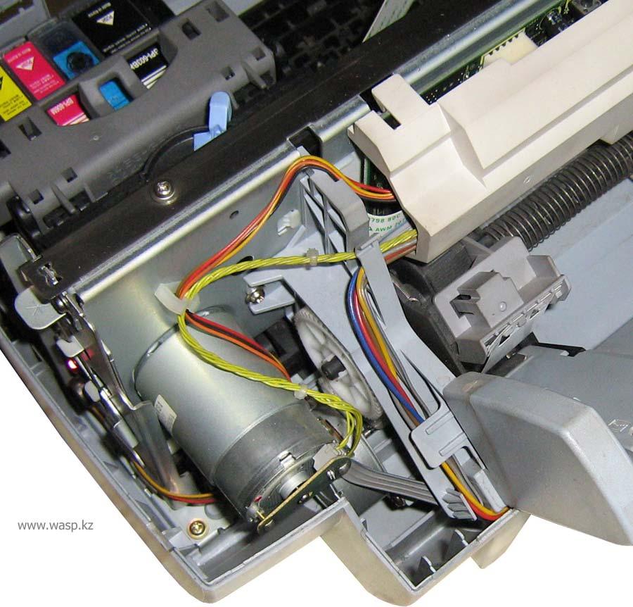 ремонт механики Canon S520