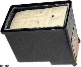 Внутренности картриджа №27 (C8727 Black Cartridges) для струйных принтеров НР