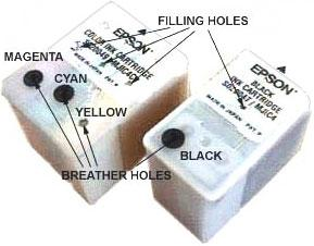 Инструкция по заправке SO20047, SO20049, SO20097 Cartridge