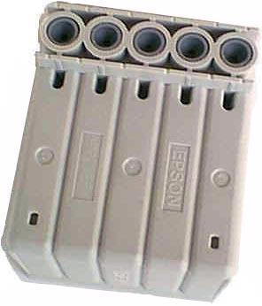 Заправка струйных картриджей Epson T016201 и T015201