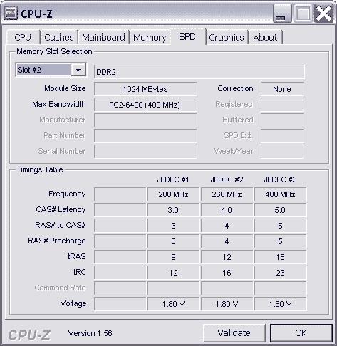 Тайминги памяти Zeppelin из SPD - C02H S0N062
