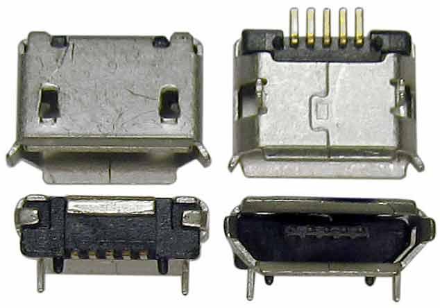 замена разъема микро-USB инструкция