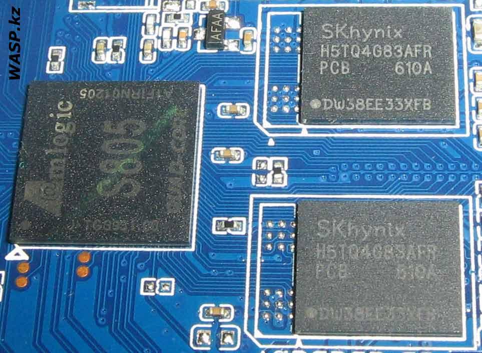 Казахстанский компьютерный портал - Статьи: Jeslon MXQ S805 Android
