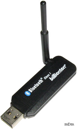Bluetooth USB Adapter Billionton