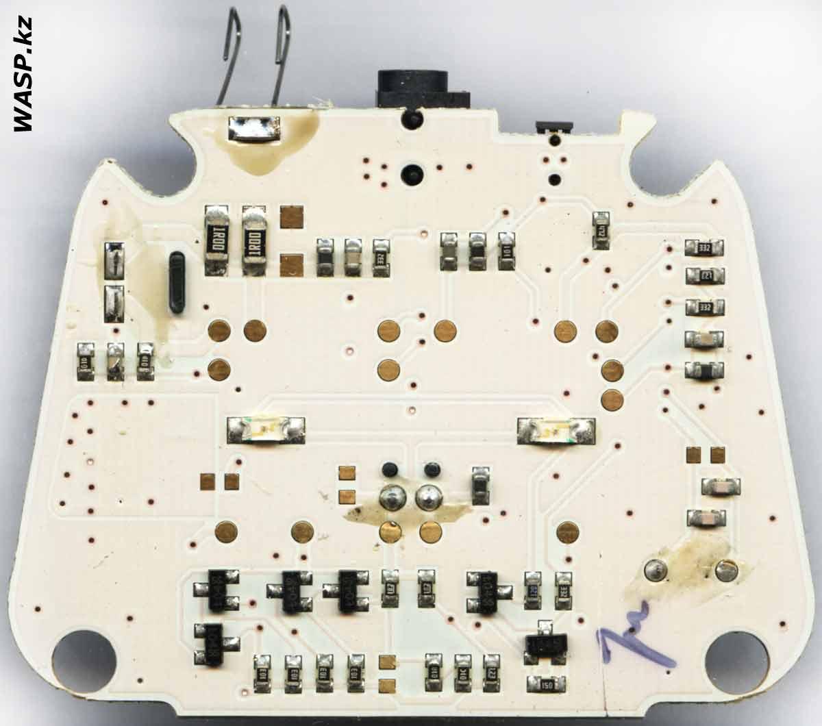 NOKIA DT-12 схема платы электроники