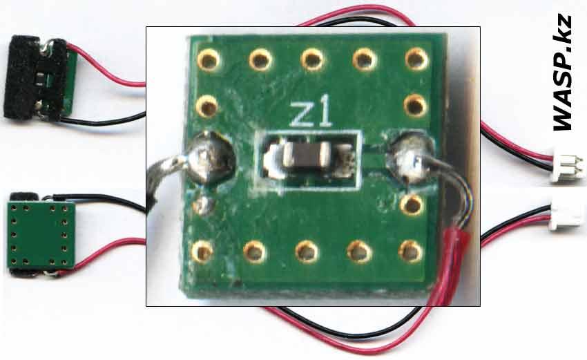 NOKIA DT-12 температурный датчик в зарядном устройстве