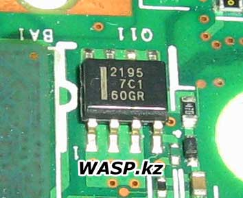 2195 микросхема N-Channel Power MOSFET