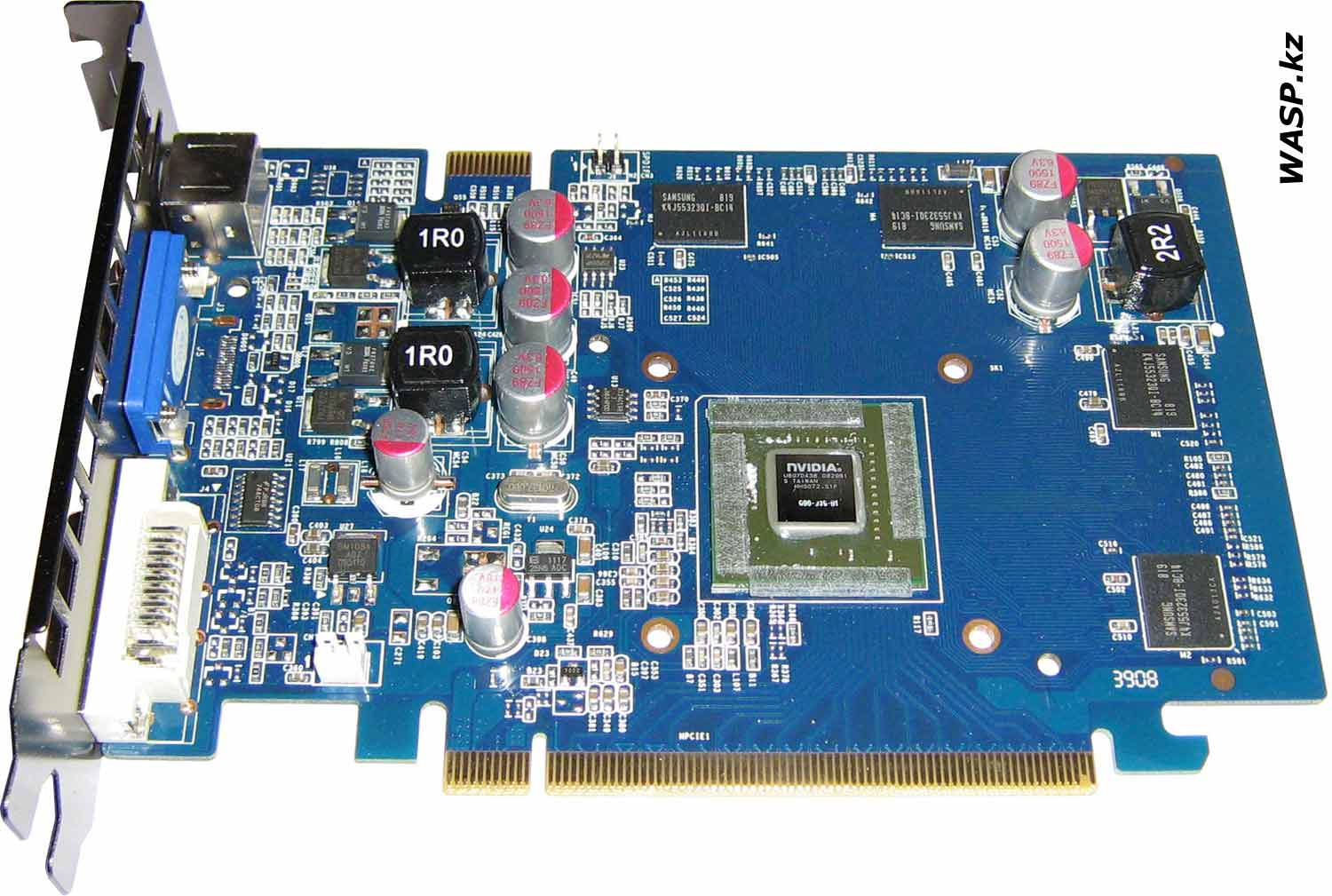 Videocards A&G GeForce 9500GT TC512 Mb