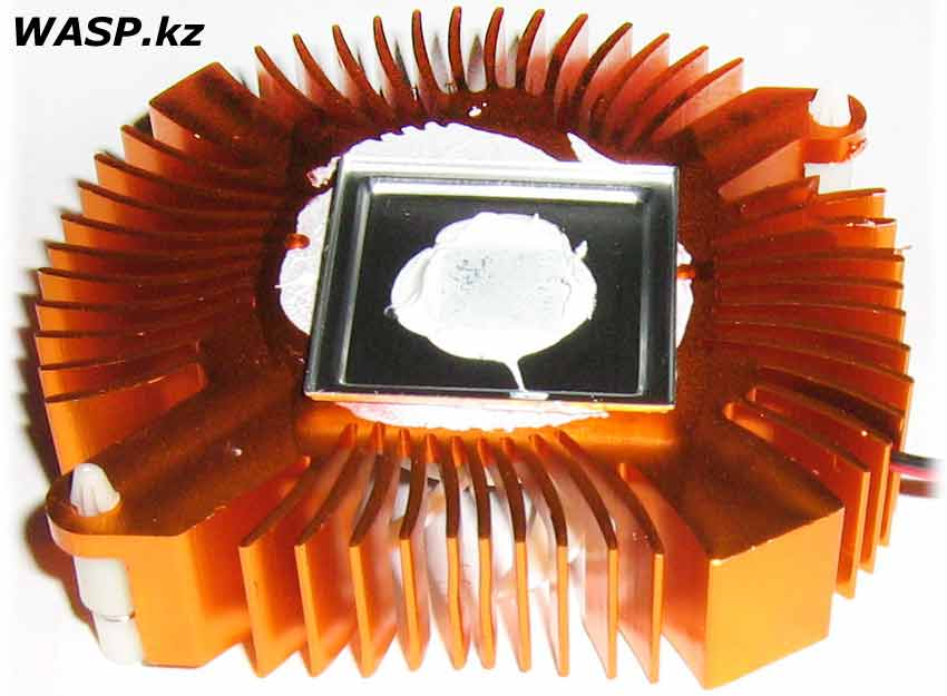 cooling video Forsa GF 9500GT