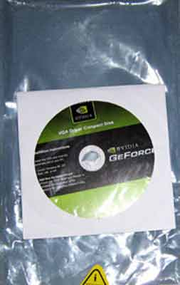 Palit GeForce FX5200 OEM пакетик видеокарта