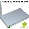 Vsmart H3 Android TV BOX - медиаплеер