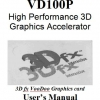 3D fx VooDoo Graphics card - мануалы
