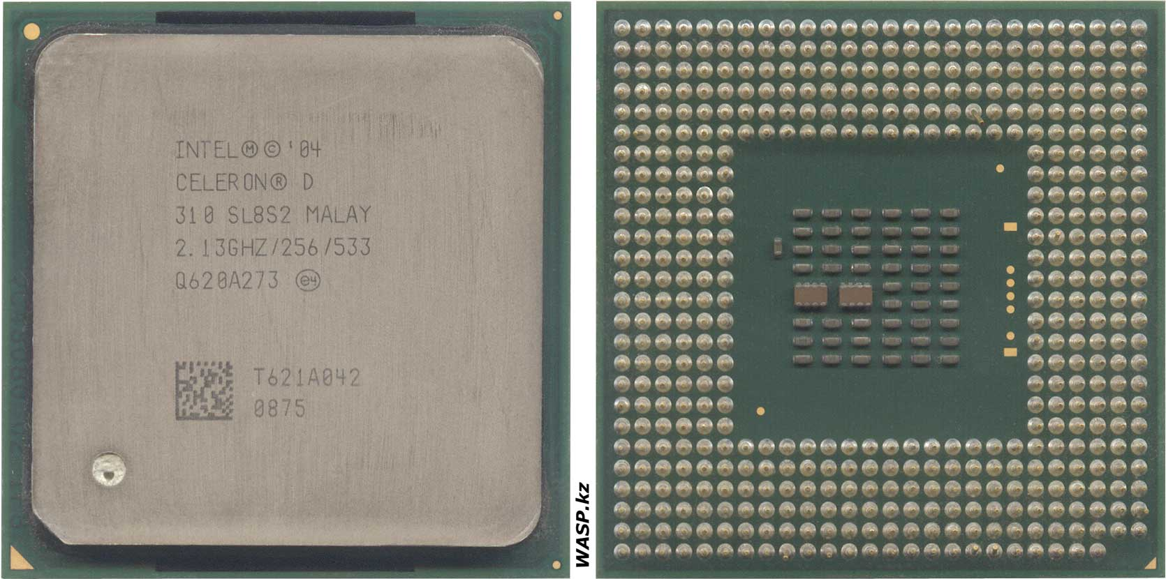 Intel Celeron D Processor 310 характеристики