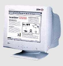 Монитор LG Flatron 795FT Plus