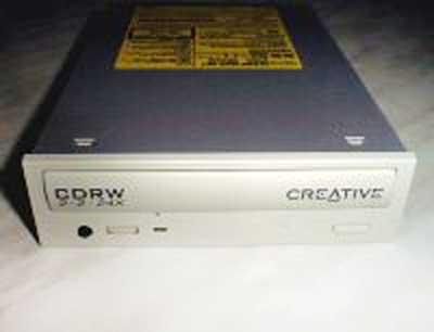 Creative Blaster CD-RW 2224