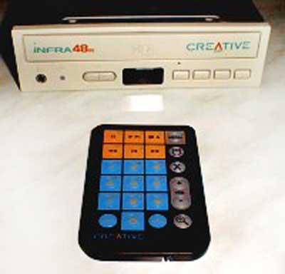 Creative BlasterCD iNFRA CD-ROM