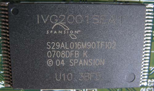 IVG2001SEA1 S29AL016M90TF102