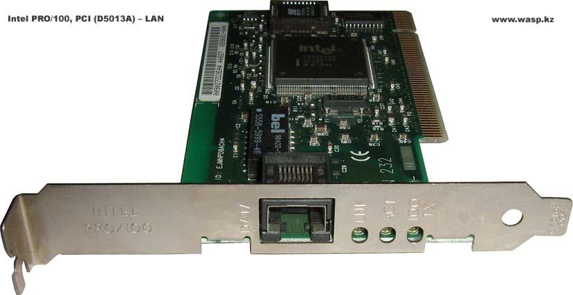 Intel PRO/100 D5013A сетевая плата