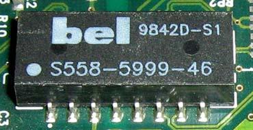 bel 9842D-S1 S558-5999-46 сетевой контроллер
