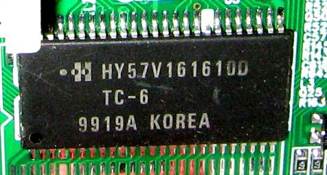 HY57V1616100 TC-6