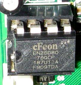 cFeon EN25D80 - 75QCP