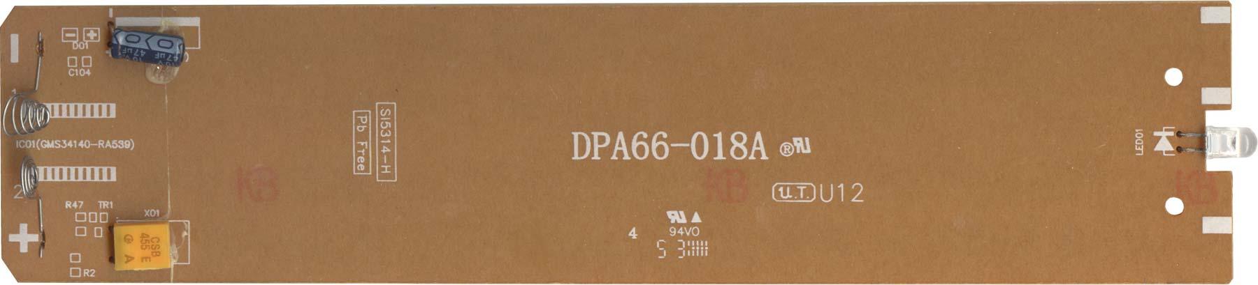 DPA66-018A Pb Free