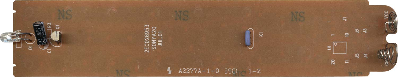 NS 2EC026953 SONYA2Q, а так же A2277A-1-0
