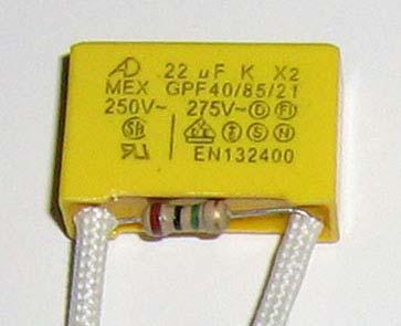 GPF40/85/21 22 МКФ