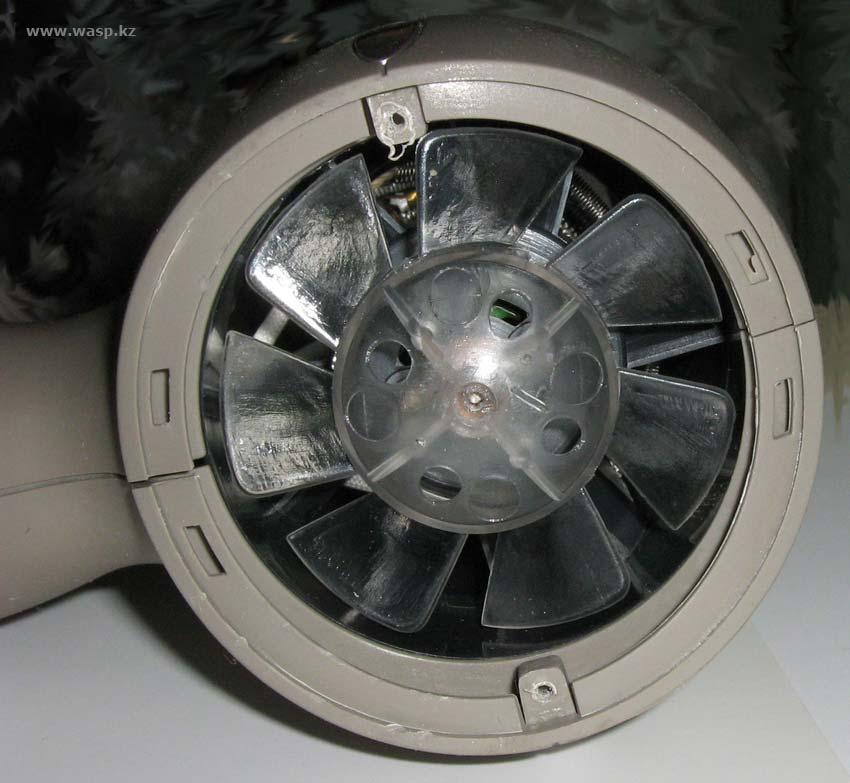 Scarlett SC-279 ремонт фена